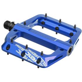 Sixpack Vertic 3.0 Pedalen, blue